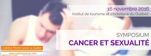 Symposium cancer et sexualité @ Institut de tourisme et d'hôtellerie du Québec | Montréal | Québec | Canada